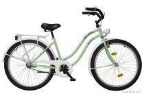 Női Koliken Cruiser kerékpár - Zöld