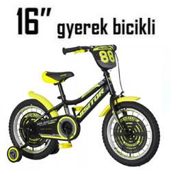 Gyerek bicikli - 16 Coll