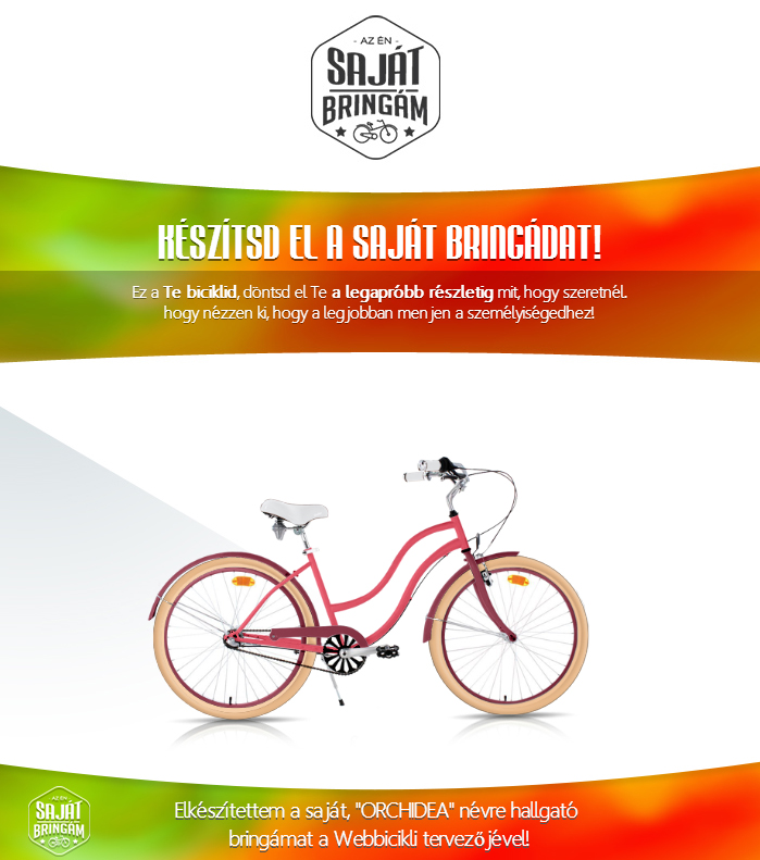 Egyedi Cruiser kerékpár, Cruiser kerékpár