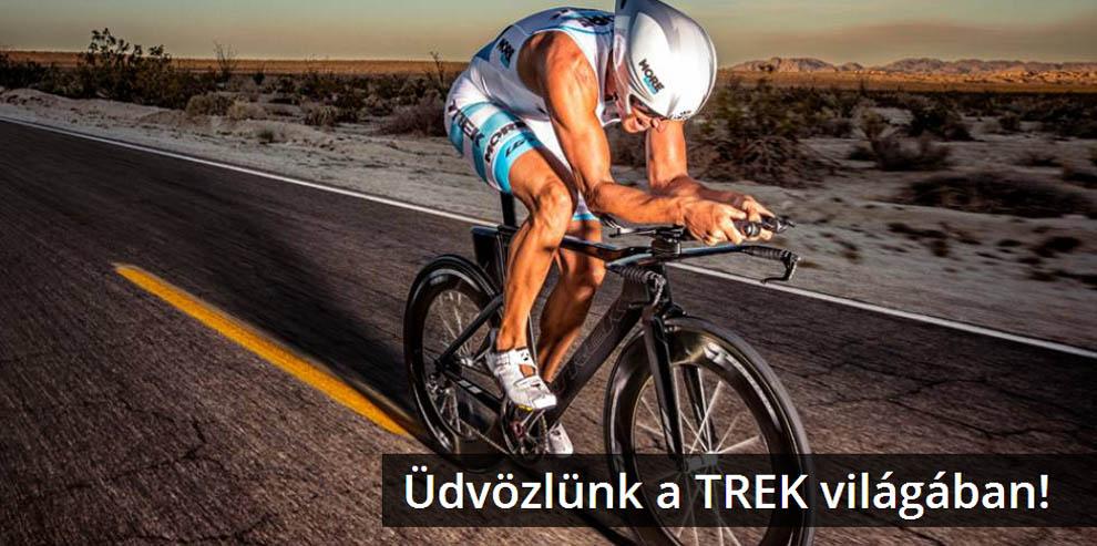 TREK Kerékpár