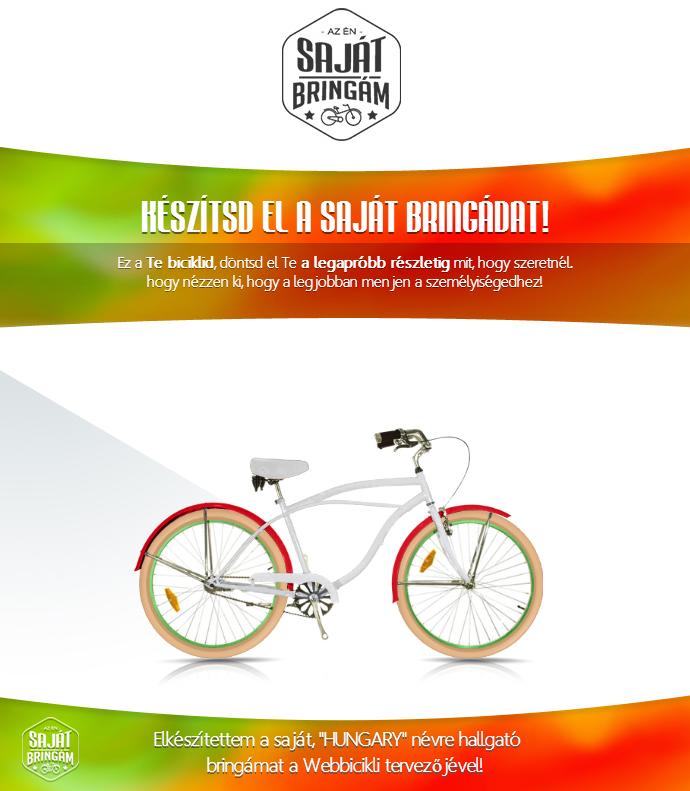 Cruiser bicikli - Egyedi cruiser kerékpár