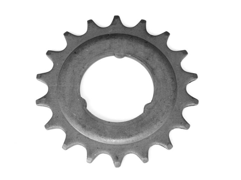 Hátsó lánckerék körmös - 1sp - 18 fogas - Cseh