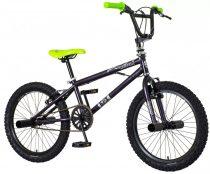 """Visitor 20"""" BMX kerékpár - Sötétlila-zöld"""