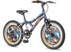 """Explorer Robix 20"""" gyerek kerékpár - Kék"""