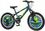 Explorer Force 20  - gyerek kerékpár - robotos - kék