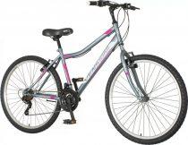 """Venssini Modena 26"""" női MTB kerékpár - Ezüst"""