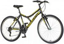 Explorer Legion 26 MTB kerékpár fekete-sárga