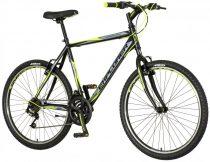 """Explorer Elite Man 26"""" MTB kerékpár - Fekete"""