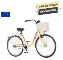 Venssini Venezia női városi kerékpár LEGJOBB AJÁNLAT - Krém