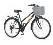 Venssini Roma női MTB kerékpár '18 Fekete