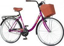 Venssini Venezia női városi kerékpár - Lila