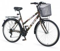 Venssini Roma női MTB kerékpár '18  Barna