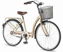 Scout Lowland 26 női városi kerékpár Krém