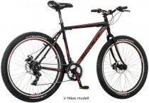Scout Nitro 27,5 kerékpár  Fekete-Narancs