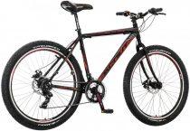 Scout Nitro 27,5 kerékpár  Fekete-Narancs Tárcsafékes