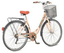 Explorer Elite városi kerékpár  Púder