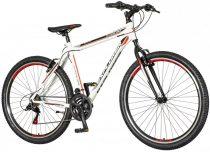 Explorer Classic 27,5 kerékpár Fehér V-fék