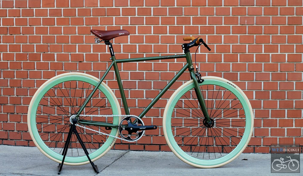 aa6659896891 Fixi Kerékpár - Egyedi festésű - Épített fixi kerékpár - Kerékpár ...