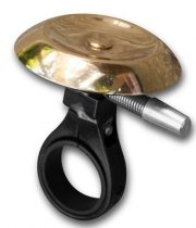 Spyral csengő 47mm - Gold