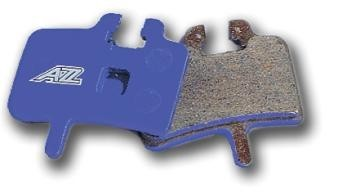 Fékbetét tárcsafékhez - A2Z AZ-200 - Hayes