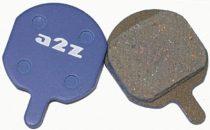 Fékbetét tárcsafékhez - A2Z AZ-220 - Hayes