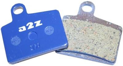 Fékbetét tárcsafékhez - A2Z AZ-260 - Hayes