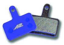 Fékbetét tárcsafékhez - A2Z AZ-620 - Shimano