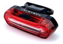 Velotech hátsó lámpa 16LED - Féklámpás