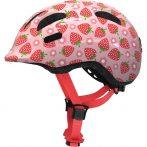ABUS-kerekparos-sisak-Smiley-2.0-rose-strawberry-S