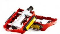Pedal-9/16-Felnott-pedal-piros-alu