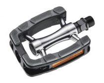 Pedal-9/16-Felnott-pedal-Fekete-acel-ALU