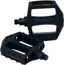 Pedal-Marwi-BMX-9/16-Felnott-pedal-Fekete-muanyag