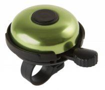 M-wave alu csengő 53mm - Eloxált zöld