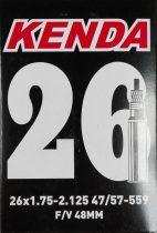 Kenda-tomlo-26-X-1-75-2-125-kerekpar-belso-Long-FV
