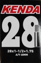 KENDA-belso-28X1-1/2-175-AV-48MM