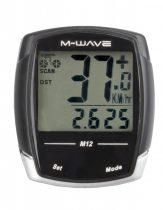 M-WAVE-km-ora-14-funkcios-Fekete