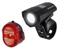 Lampa-szett-Buster-100/-Nugett-Sigma-Sport