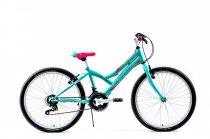 Explorer Daisy 24 2 gyerek kerékpár HAJMERESZTŐ ÁRON Világoskék