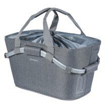 Basil-hatso-kosar-2day-Carry-All-Rear-Basket- szurke