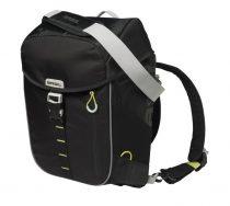 Basil-taska-csomagtartora-Miles-Daypack-Nordlicht-fekete-lim