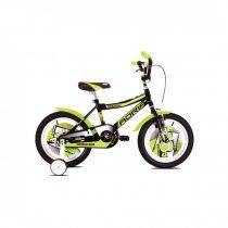 Adria-Rocker-16-fiu-gyerek-bicikli-fekete-zold