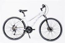 """KPC Roadster 4.0 Lady női crosstrekking kerékpár 17"""" Fehér-Lila"""