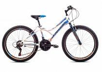 Capriolo Diavolo 400 gyerek kerékpár - Fehér-kék
