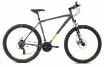 "Capriolo Oxigen 29er kerékpár 21"" Grafit-Zöld 2020"