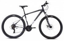 "Capriolo Oxigen 29er kerékpár 21"" Fekete-Fehér-Szürke 2020"