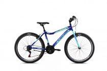 """Capriolo Diavolo 600 DX 26"""" férfi MTB kerékpár 17"""" Kék 2021"""