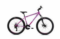 "Capriolo Oxigen 27,5 kerékpár 18"" Lila-Fehér"