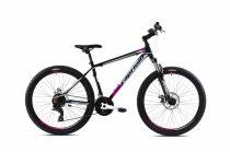"""Capriolo Oxigen 27,5 kerékpár 18"""" Fekete-Pink"""