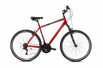 """Capriolo Sunrise Man férfi crosstrekking kerékpár 20"""" Bordó 2021"""