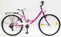 Csepel Flora gyerek bicikli 24
